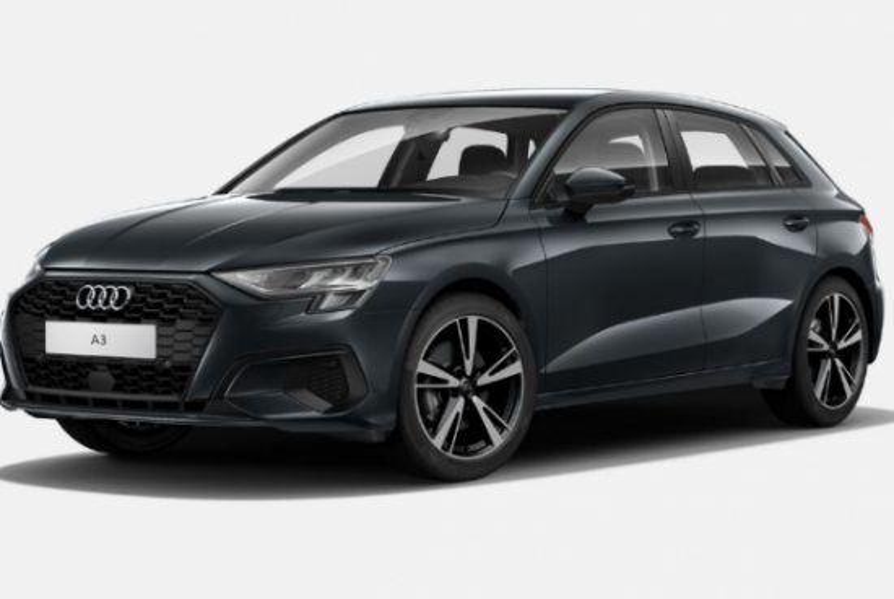 Noleggio auto a lungo termine Audi A3 SportBack 35 Tfsi S Line Edition S.Back