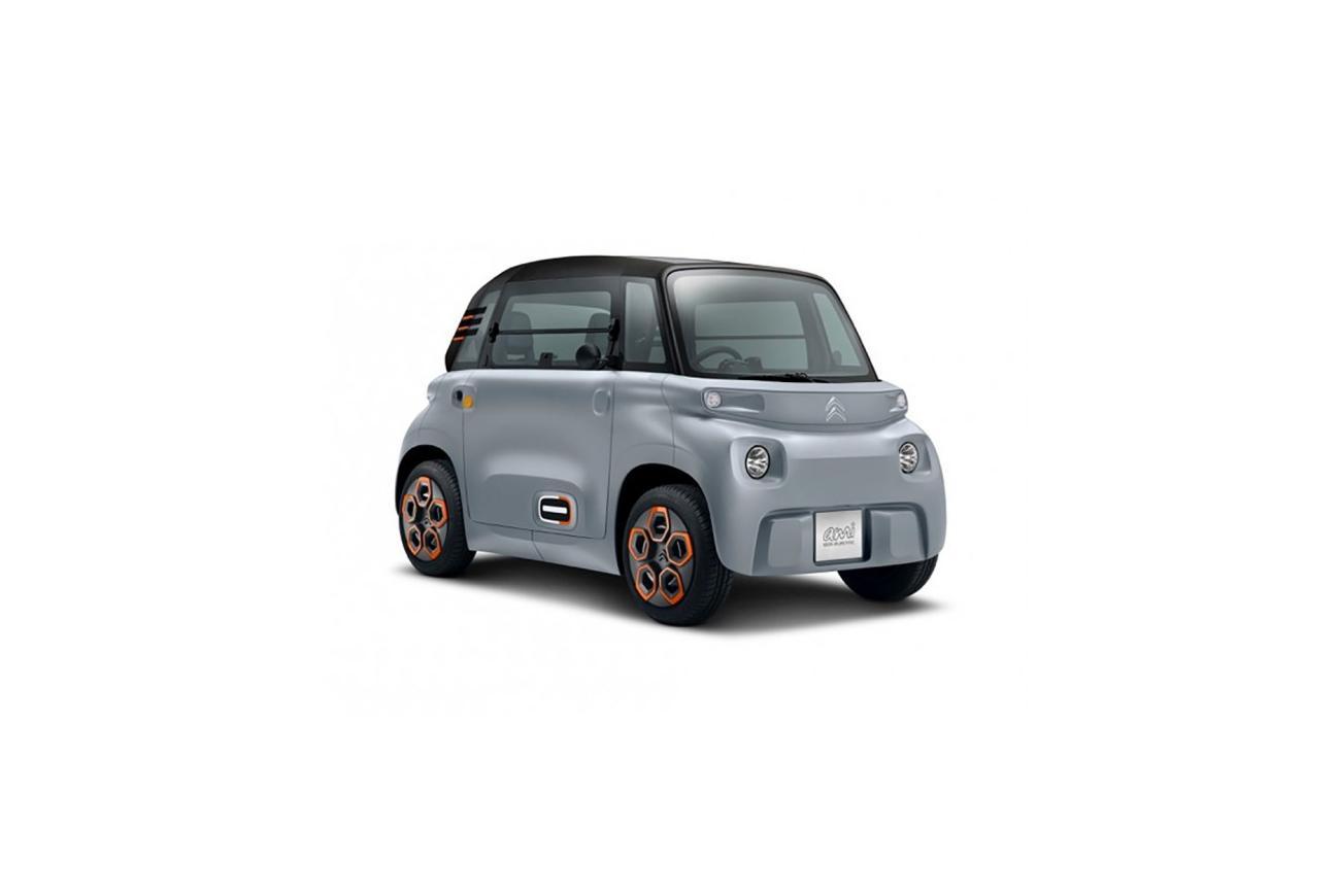 Noleggio auto a lungo termine Citroen Ami 100% elettrica