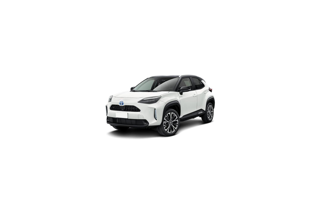 Noleggio auto a lungo termine Toyota Yaris Cross 1.5h (116 Cv) E-Cvt Business
