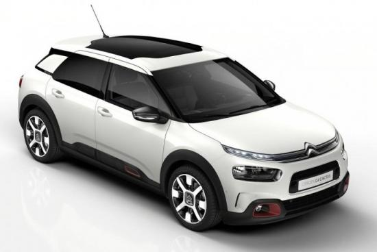 Citroen C4 Cactus BlueHDi 100 Feel 5p