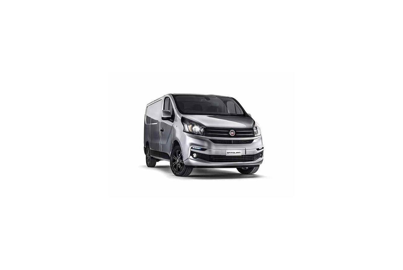 Fiat Talento 12Q CH1 Passo Corto Tetto Standard 1.6 MJT