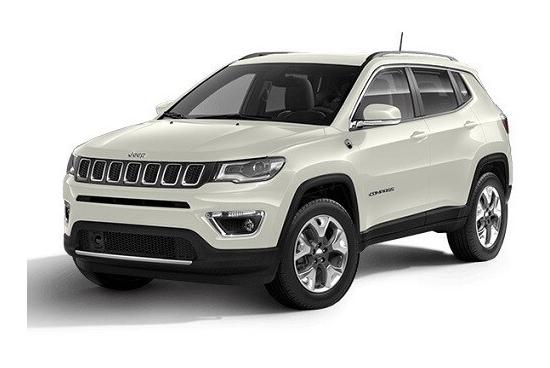 Jeep Compass Limited 2.0 At9 140 cv diesel