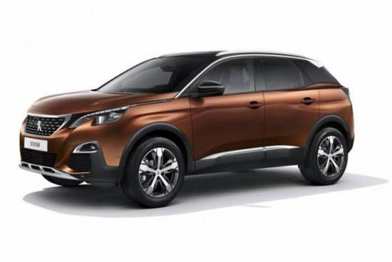 Peugeot 3008 Bluehdi 120 S&s Business 88 kw