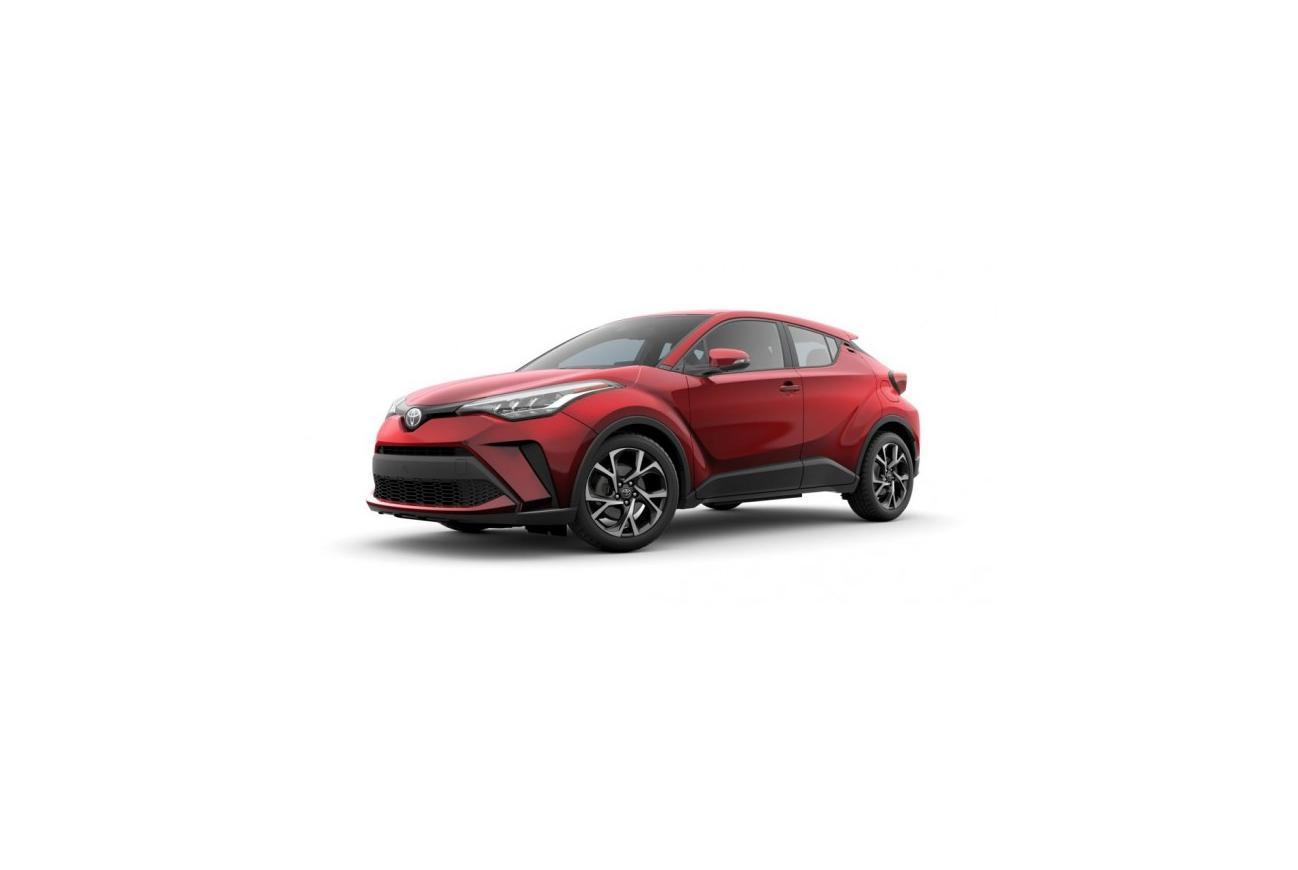 Noleggio auto a lungo termine Toyota C-HR 2.0h (184cv) E-Cvt business