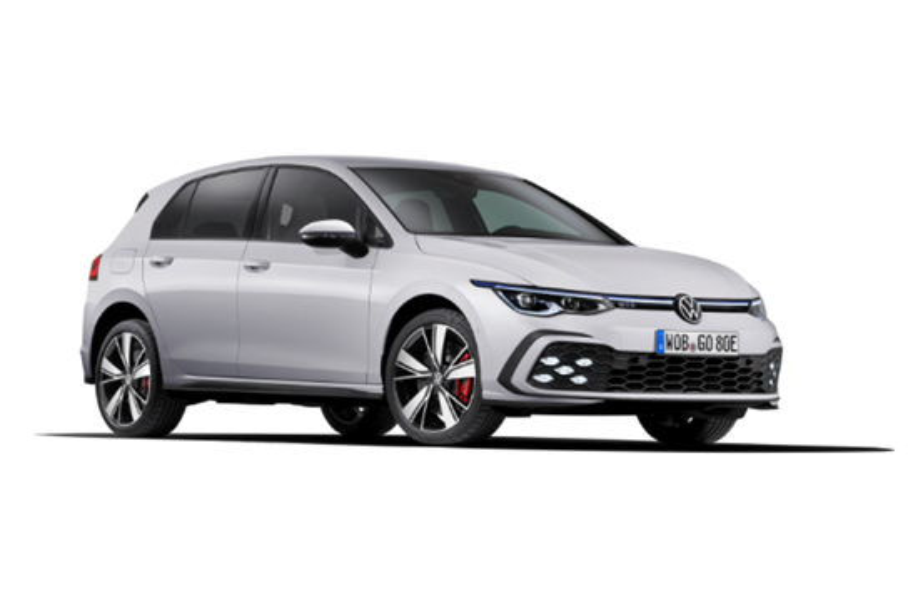 Noleggio auto a lungo termine Volkswagen Golf VOLKSWAGEN GOLF 1.4 Tsi Ehybrid 204 Cv Dsg Style
