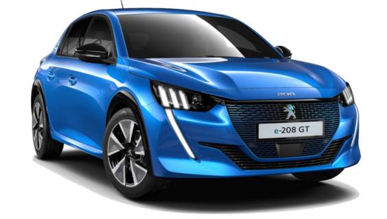 Peugeot 208 Active-e 136CV Miles