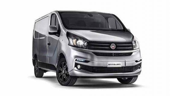 Fiat Talento 12Q LH1 Passo Lungo Tetto Standard 1.6 MJT
