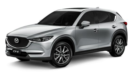Mazda CX-5 2.2l 150cv Awd 6mt Evolve diesel