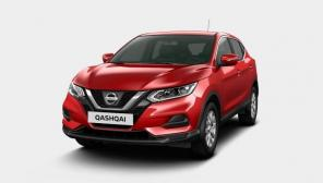 Nissan Qashqai 1.5 Dci 110 Business 81kw