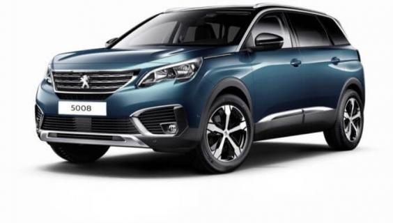 Peugeot 5008 Bluehdi 120 Business S&s Diesel 88 kw