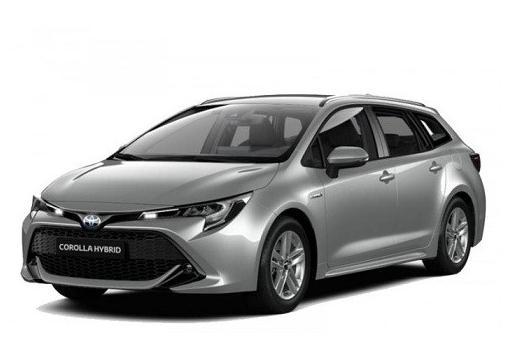Toyota Corolla Ts 1.8 Hybrid Business