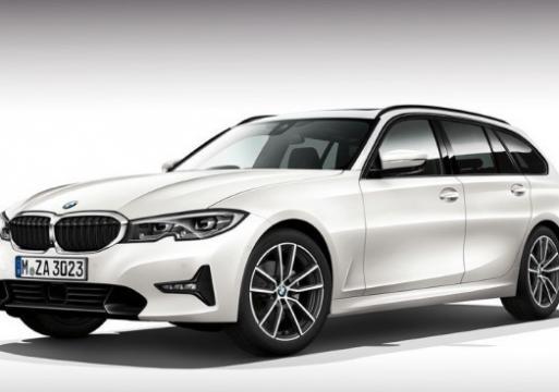 BMW Serie 3 Touring 318d 48v Business Advantage Touring Auto