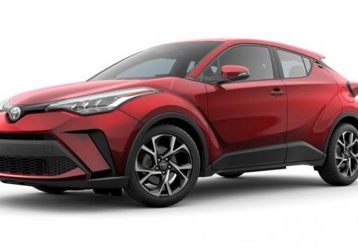 Toyota C-HR 2.0h (184cv) E-Cvt Morebusiness