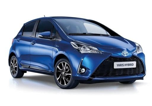 Toyota Yaris Hybrid 1.5 Hybrid Business